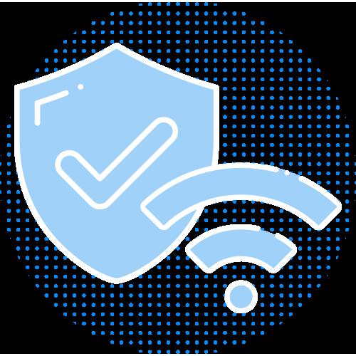 Firewall, WLAN, Security